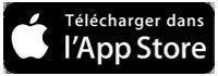 Téléchargez l'application sur IOS