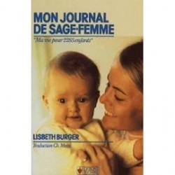 Burger-Lisbeth-Mon-Journal-De-Sage-Femme-Livre-543594030_ML